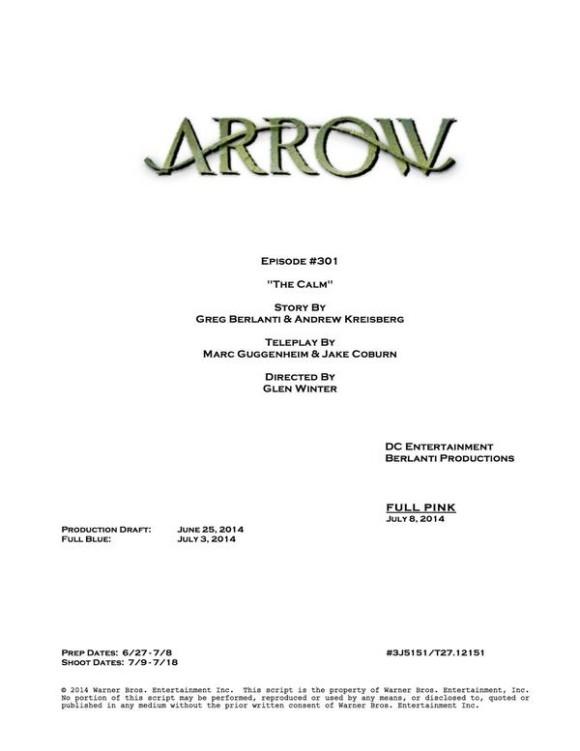 the-calm-arrow-season-3-episode