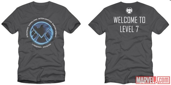 welcome-to-level7-tshirt