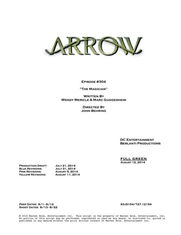 arrow-50-eme-episode