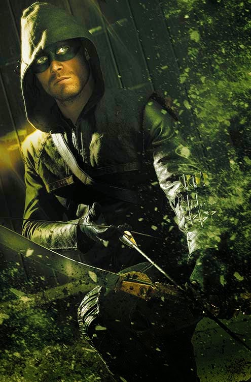 arrow-comics-saison-2-serie