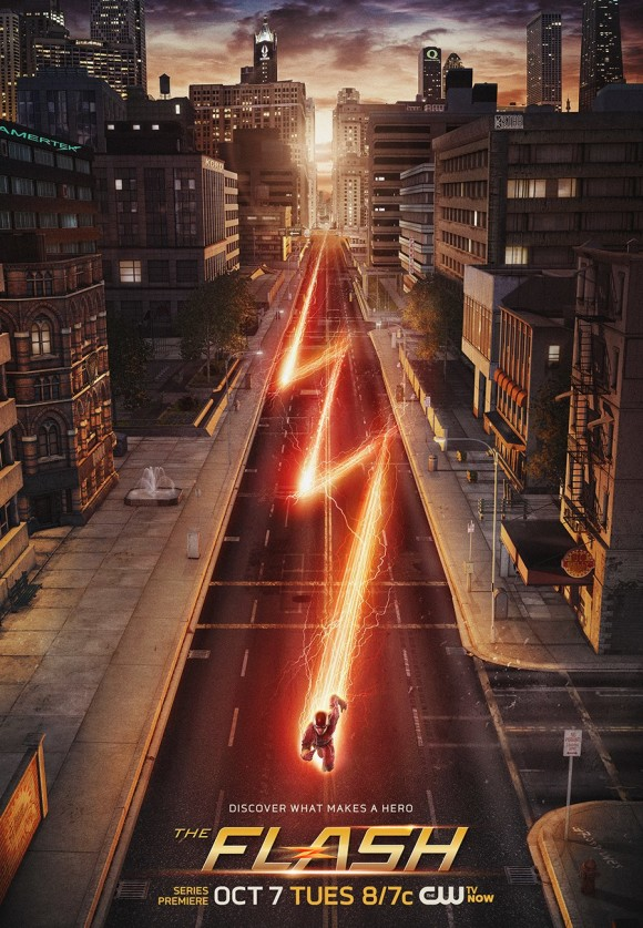 the-flash-poster-serie