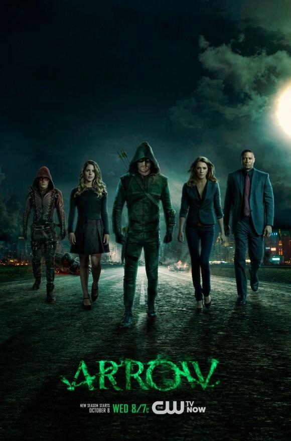 arrow-poster-saison-3-promo