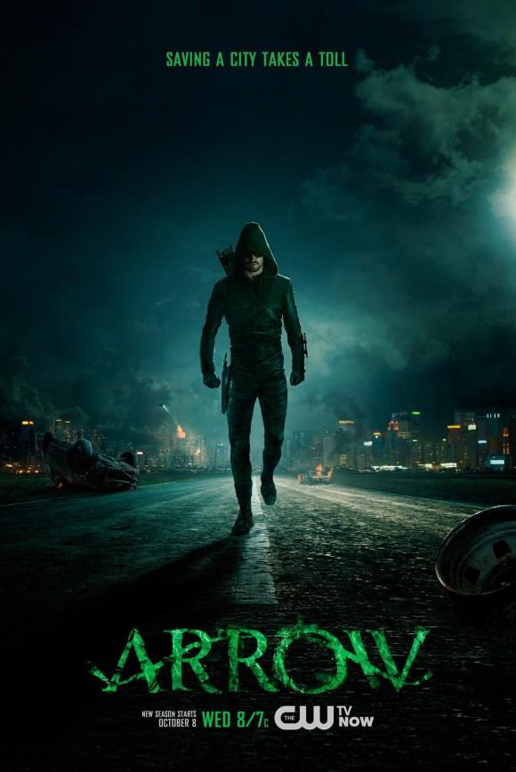 arrow-poster-saison-3-solo