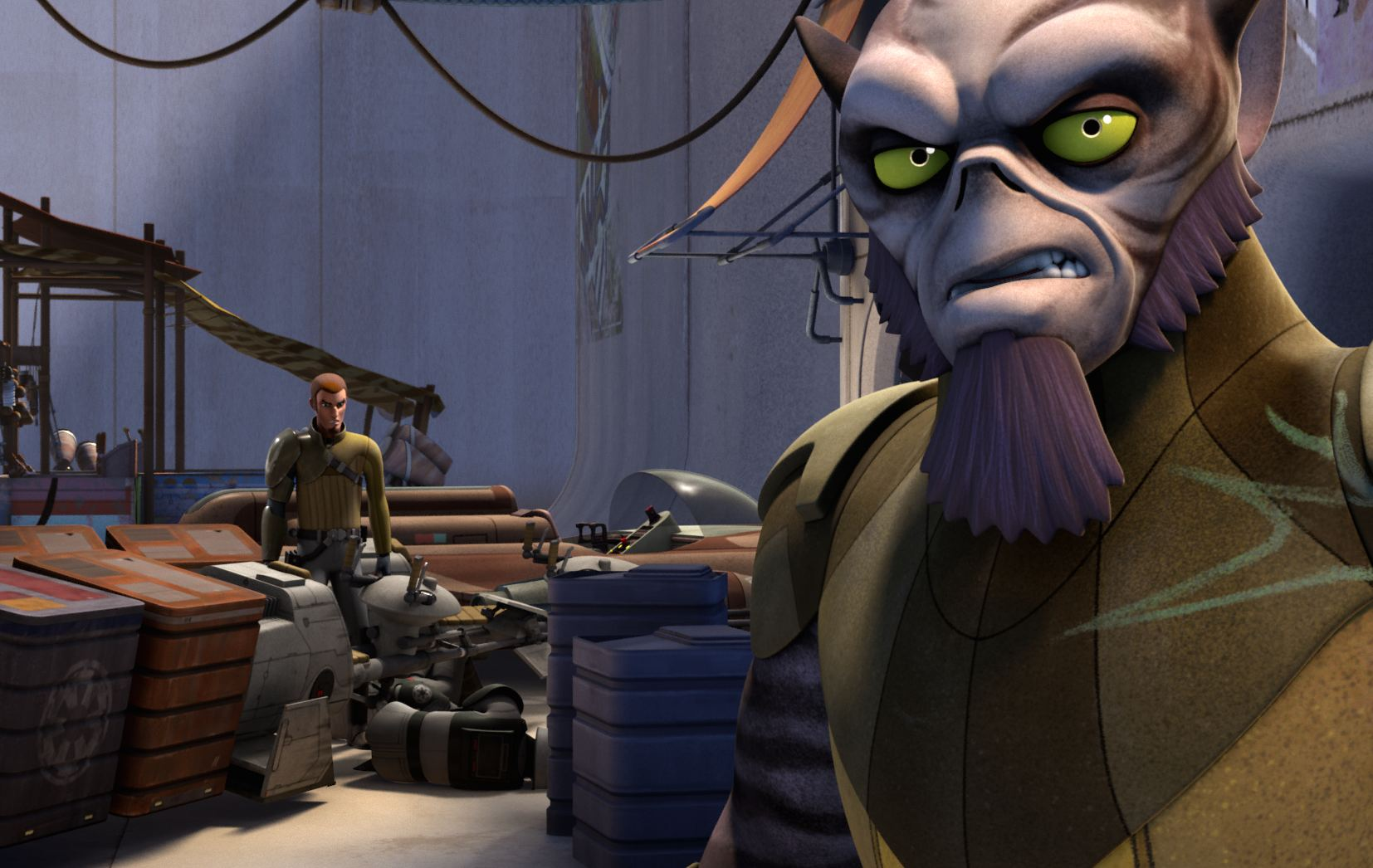 star wars rebels la s233rie introduira des 233l233ments de l