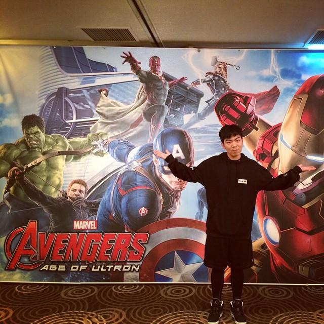 Avengers     Age of Ultron   Un premier aper  231 u de la Vision  Vision Avengers Age Of Ultron