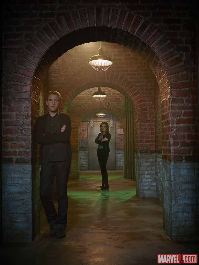 Agents of S.H.I.E.L.D. : 15 portraits… Coulson, May, Skye ...