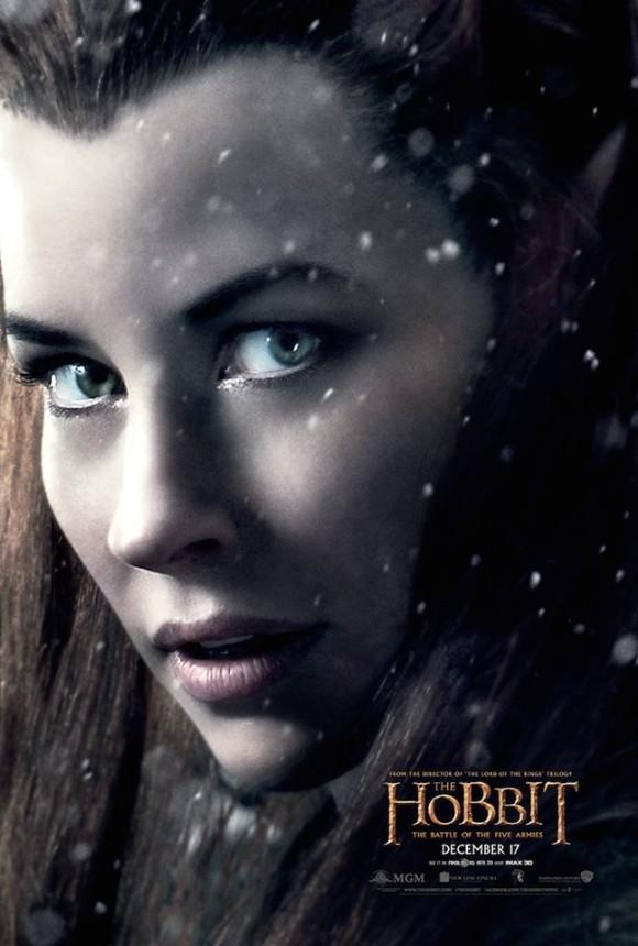 le-hobbit-la-bataille-des-cinq-armees-tauriel-poster