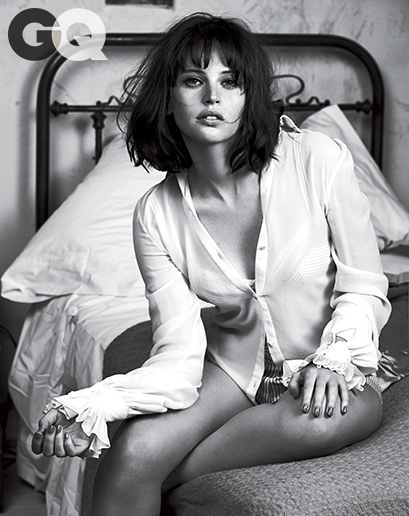 felicity-jones-gq-photoshoot-blackandwhite