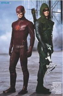the-flash-arrow-teamup