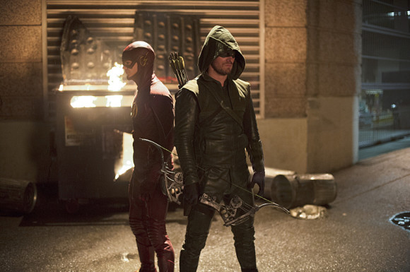 the-flash-vs-arrow-episode-crossover-teamup