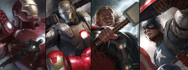 hugin-muggin-art-of-marvel-livres