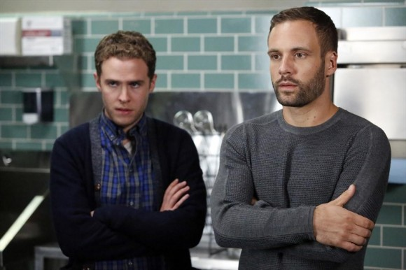 IAIN DE CAESTECKER, NICK BLOOD