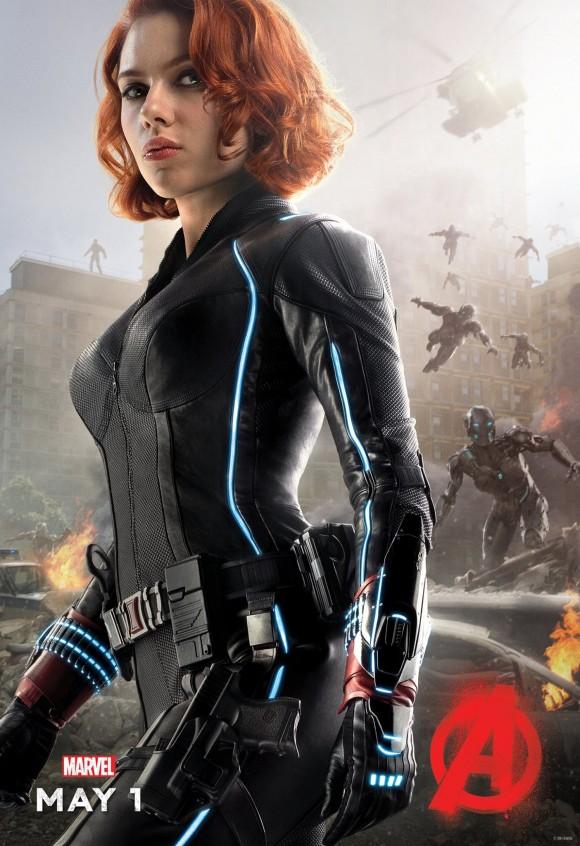 avengers-lere-dultron-poster-black-widow