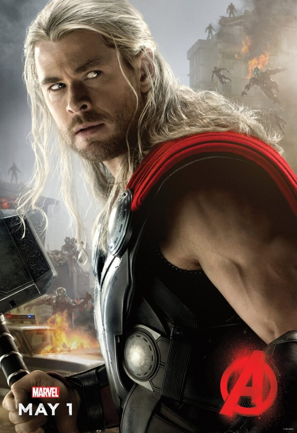 avengers-lere-dultron-poster-thor