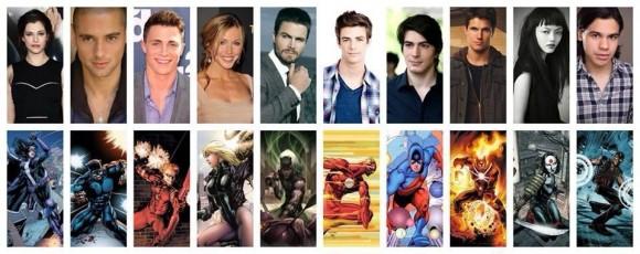 L'Univers Télévisé DC Comics
