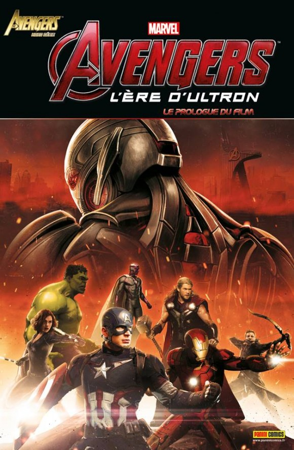 avengers-ere-ultron-prelude-comics-panini