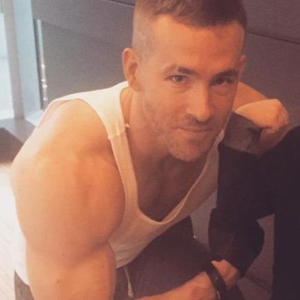 Deadpool Ryan Reynolds A Mang 233 Chris Hemsworth Une