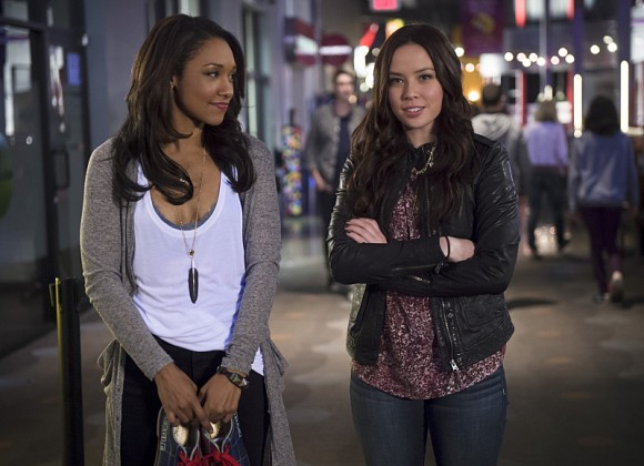 the-flash-episode-out-of-time-iris-linda-park
