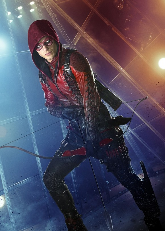 arrow-poster-arsenal-roy-harper