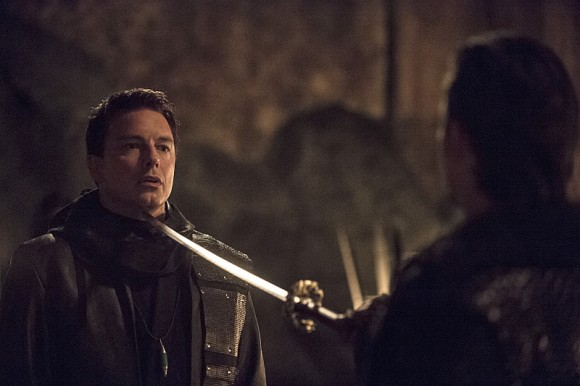 arrow-this-is-your-sword-episode-john-barrowman