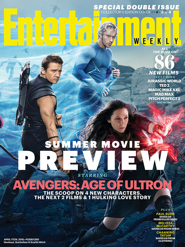 Avengers – L'Ère d'Ultron : Une frise géante avec tous les ...