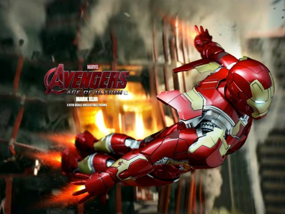 avengers-age-of-ultron-hot-toys-iron-man-mark-xliii-flying