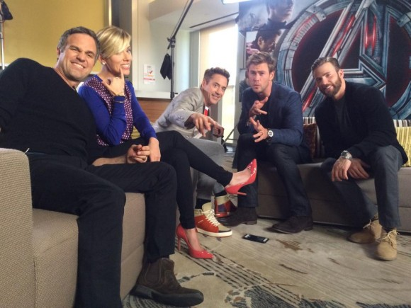 avengers-age-of-ultron-presstour-funny-assemble
