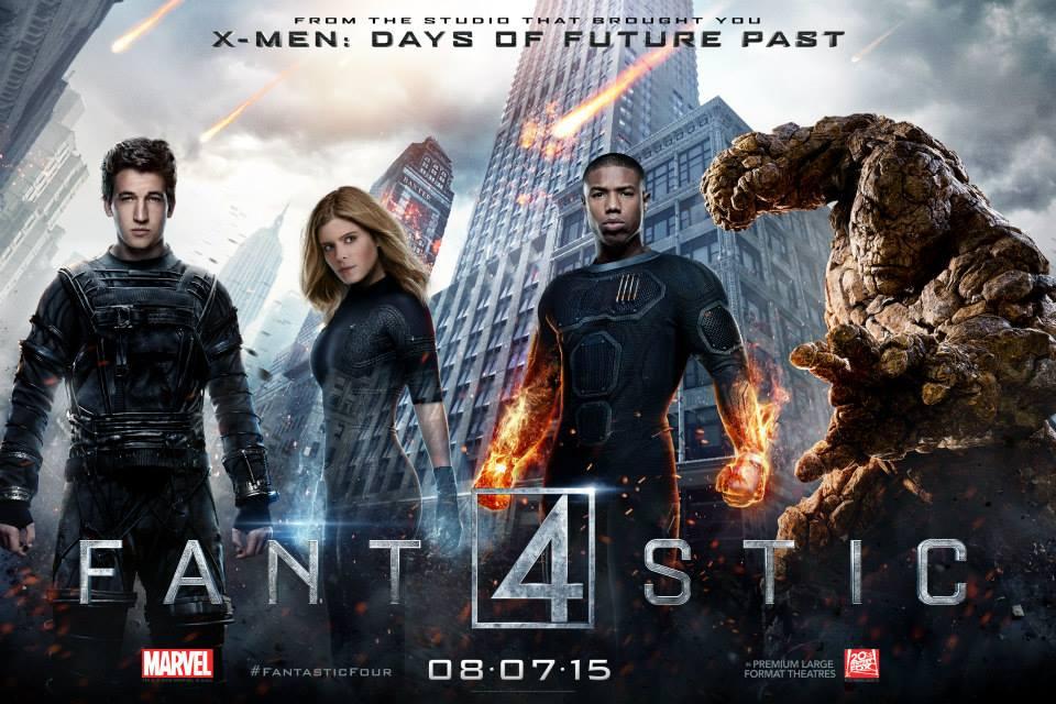 Les 4 fantastiques cinq nouvelles affiches pour les quatre super h ros marvel les toiles - La femme invisible 4 fantastique ...