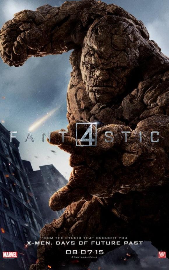 les-4-fantastiques-2015-reboot-poster-la-chose