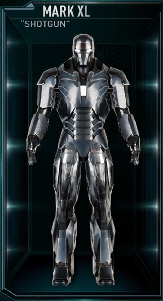 liste-armures-iron-man-mark-xl-shotgun-avengers-ultron
