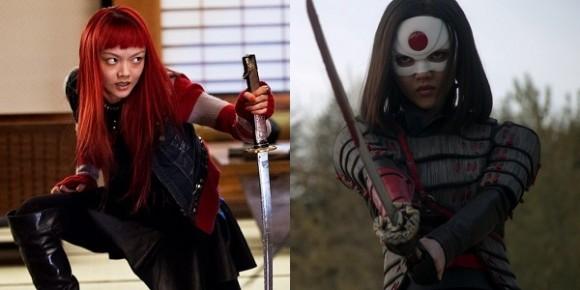 rila-fukushima-yukio-wolverine-combat-katana-tatsu-yamashiro-arrow
