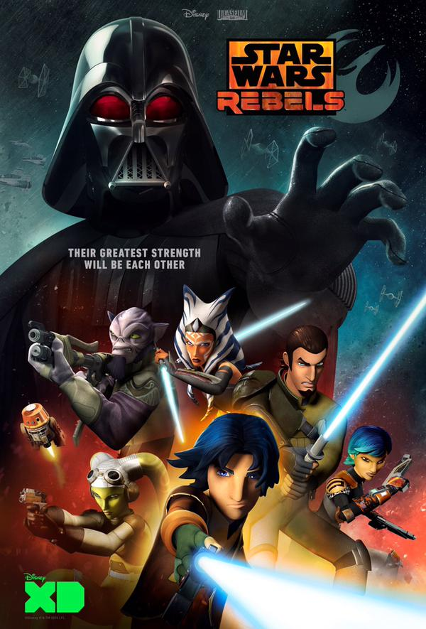 Star Wars Rebels saison 2 en vostfr