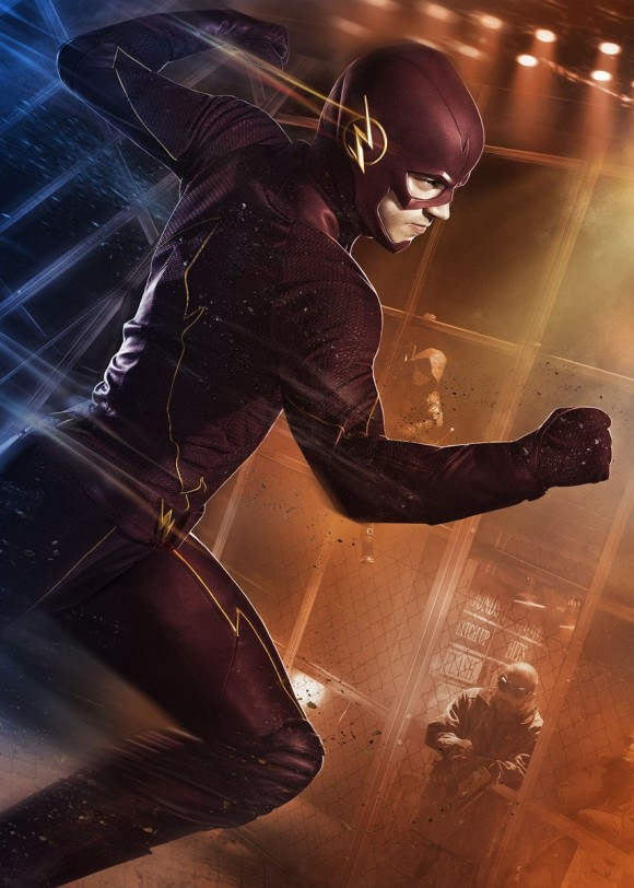 the-flash-poster-promo-fight-club