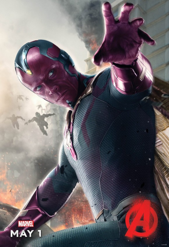 the-vision-poster-affiche-avengers-age-of-ultron