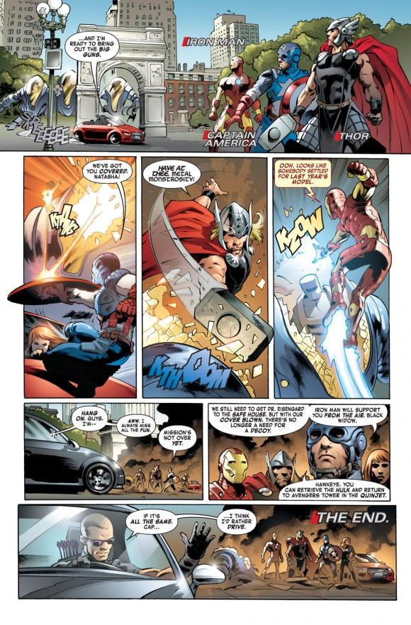two-road-audi-comic-marvel-avengers