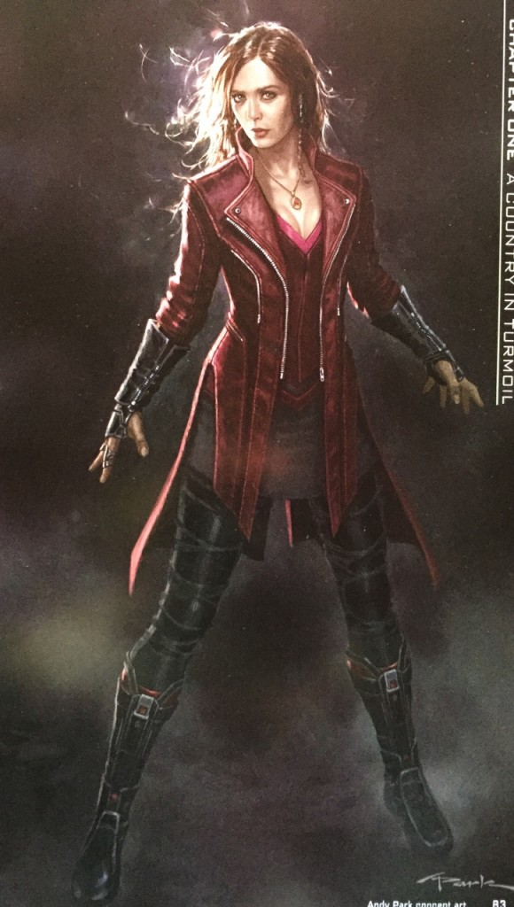 CAPTAIN AMERICA : CIVIL WAR - SCARLET WITCH (MMS370) Avengers-age-of-ultron-concept-art-scarlet-witch-580x1024