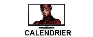 Calendrier des séries TV Marvel et DC Comics