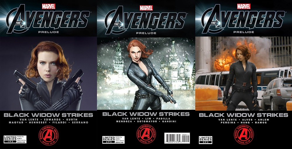 marvel film liste avengers