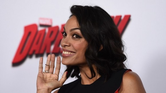 "LA Premiere of ""Marvel's Daredevil"" - Arrivals"