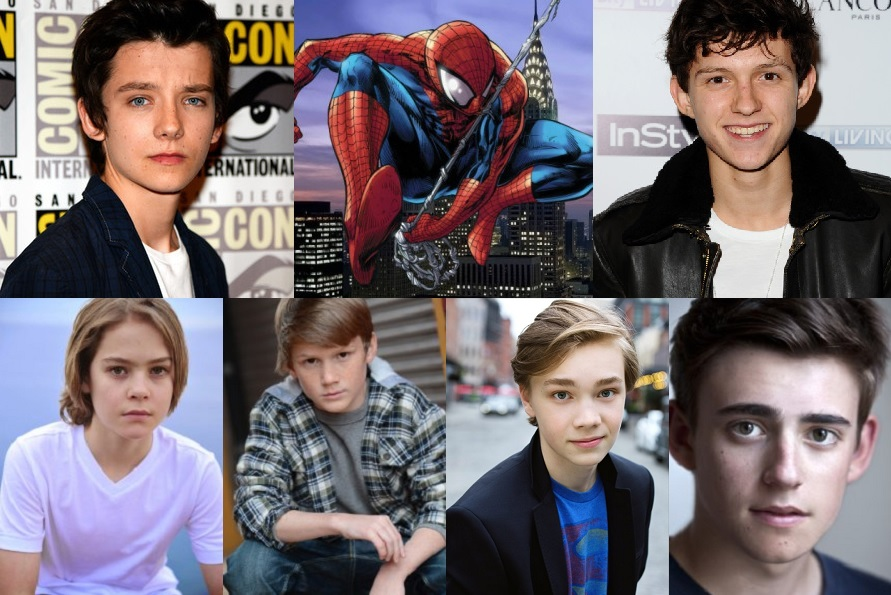 [Marvel] Spider-Man : Homecoming (2017) - Page 2 Spider-man-casting-reboot