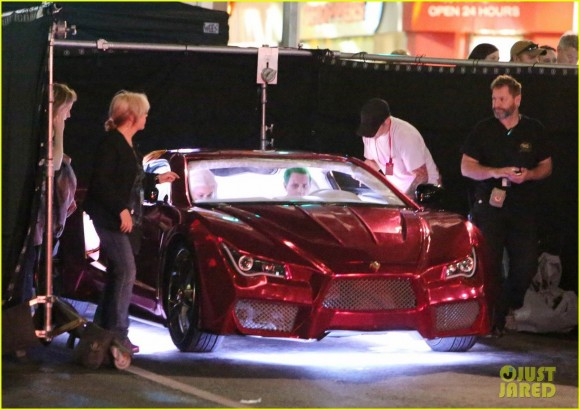 suicide-squad-jokermobile-tournage