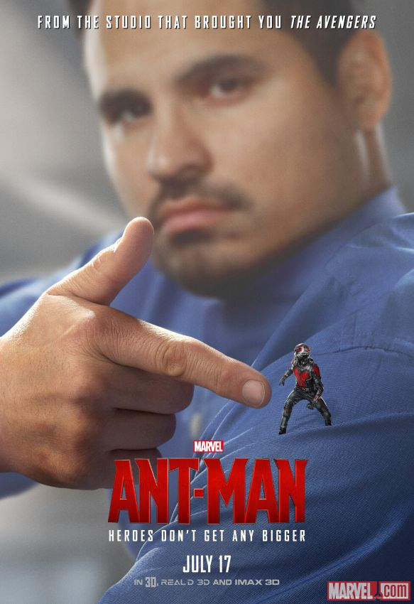 ant man affiche avengers