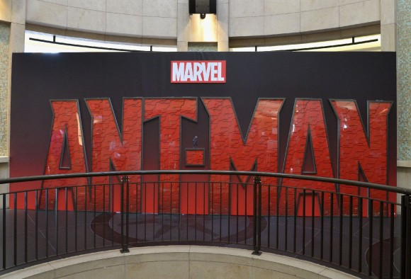 "The World Premiere Of Marvel's ""Ant-Man"" - Red Carpet"