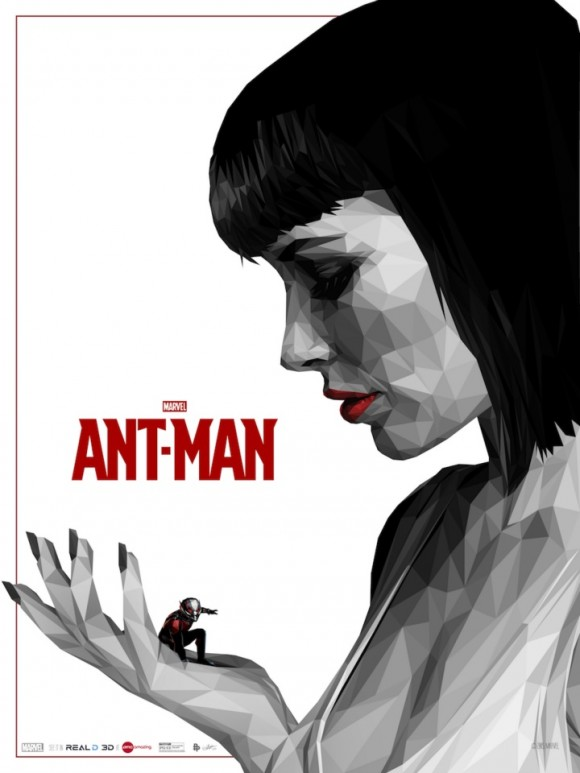Franchise Marvel/Disney #3 Ant-man-amc-poster-hope-580x773