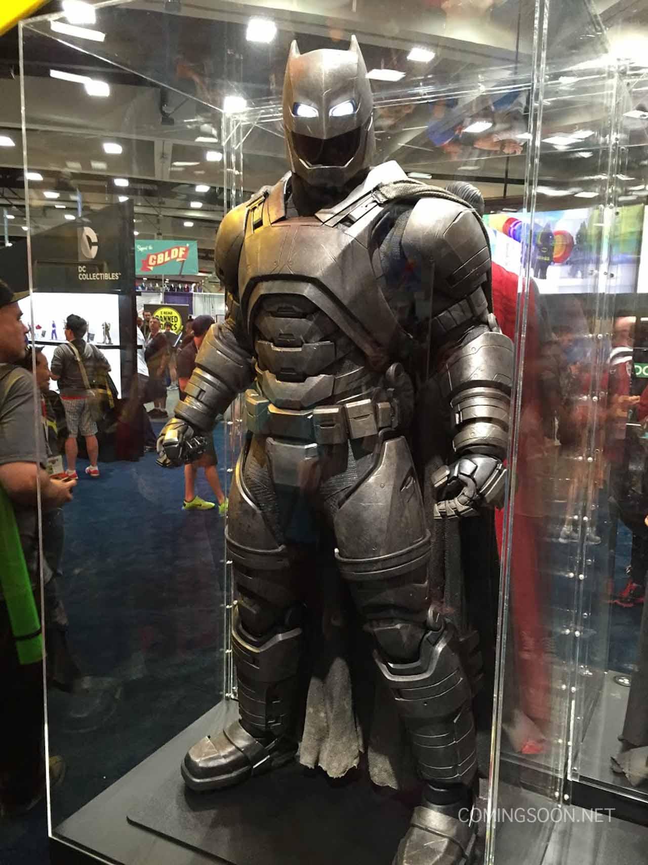 [Comic-Con] Batman v Superman - L'aube de la justice : Les ...