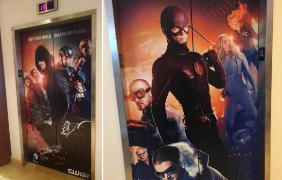 elevator-the-flash-arrow-legends-of-tomorrow-comic-con