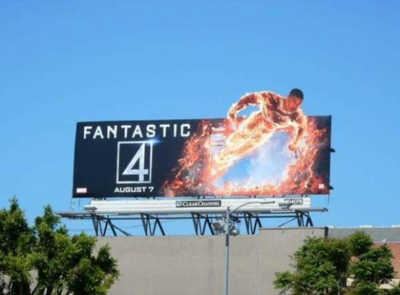 fantastic-four-standee-los-angeles-torch