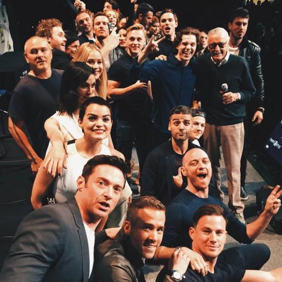 selfie-stan-lee-comic-con-xmen-panel