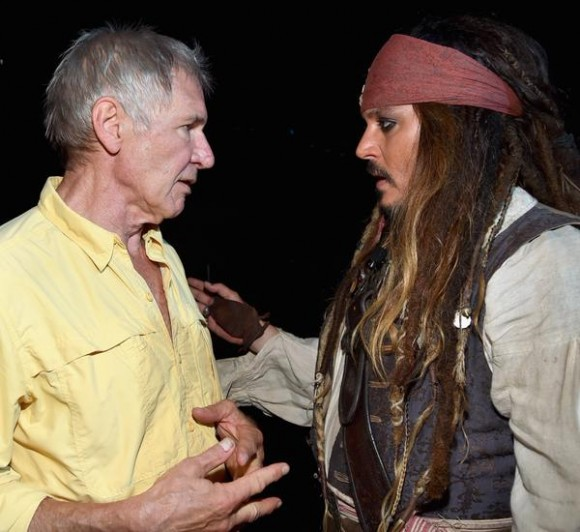 harrison-ford-johnny-depp-d23-meet