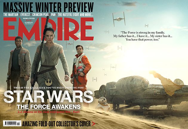 [Lucasfilm] Star Wars : Le Réveil de la Force (2015) Rey-finn-poe-cover-empire-star-wars